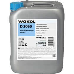 WAKOL D 3060 Additif pour plastification